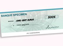 1 cheque